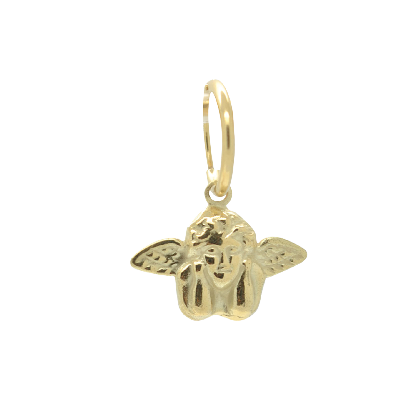 #58.1 Angel Earring Pendant