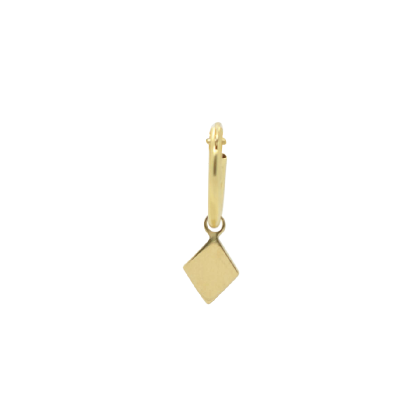 #65.1 Diamond Label | Earring Pendant