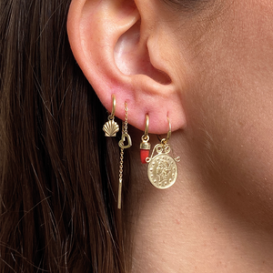 #31 The Coin Earring