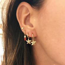 Load image into Gallery viewer, #59 Starfish Earring