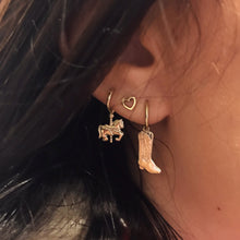 Load image into Gallery viewer, #60 Carousel Horse Earring