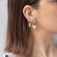 Load image into Gallery viewer, #114 The Sabine Chain Earring