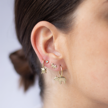 Load image into Gallery viewer, #128 Elephant Earring