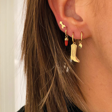 Load image into Gallery viewer, #54 Cowboy Boot Earring