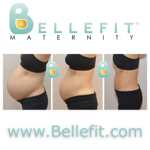 Bellefit Corset Gives New Mom Results in Two Weeks