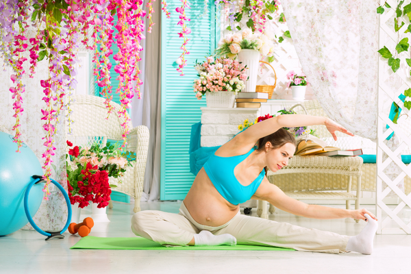 Best Stretches During Pregnancy - For hip, back, and joint pain