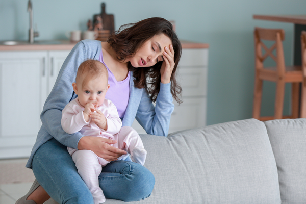 COVID-19 and Postpartum Depression - Symptoms, Treatment, and Changes