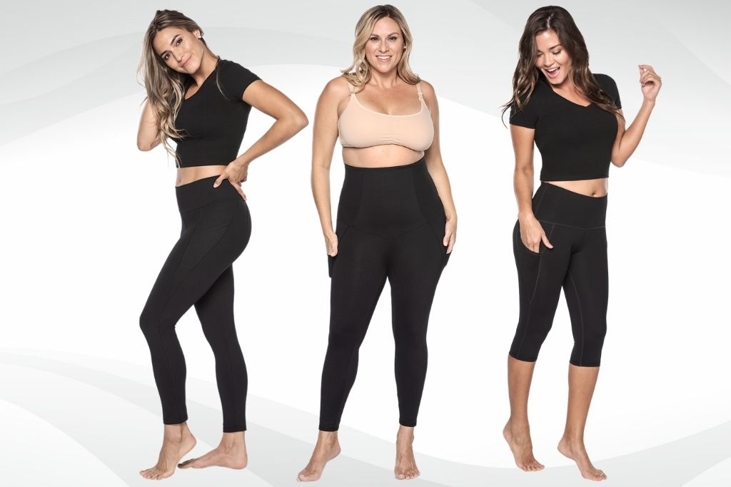 Shaperwear Leggings - What They Are and the Best Pairs Available
