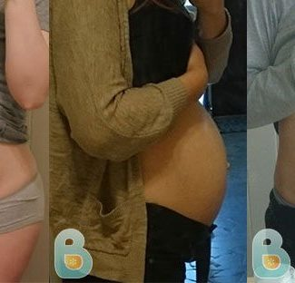 Feels Loose and Flabby After Birth|Bellefit Postpartum Girdle