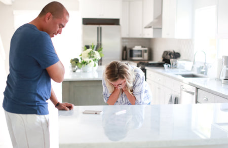 stress caused by IVF treatment causes strain in relationships