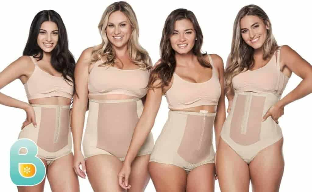 Postpartum girdles to keep your breasts in shape during pregnancy