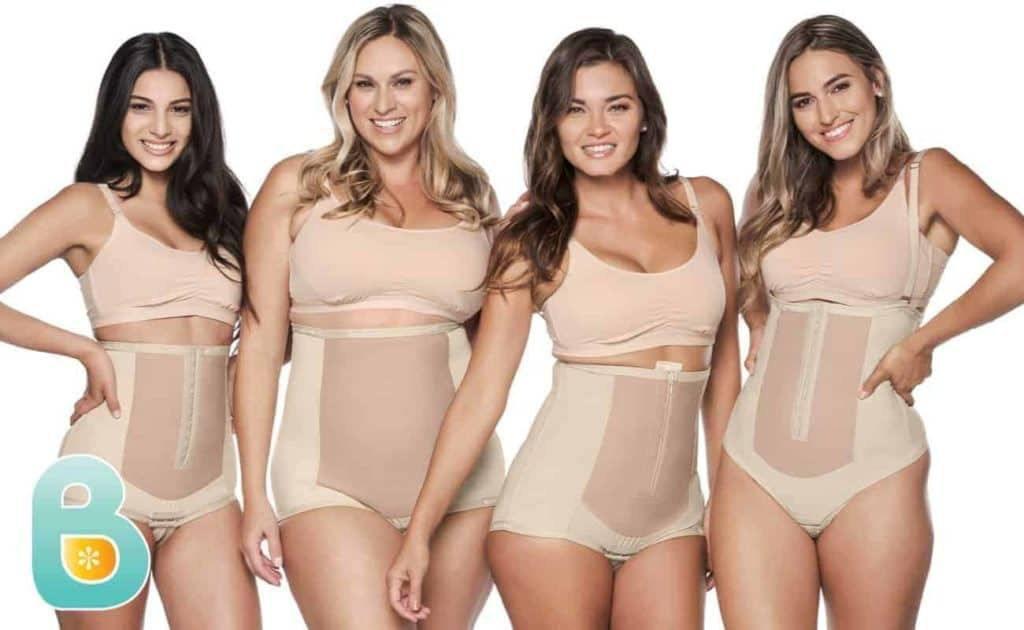 Bellefit girdles for new moms