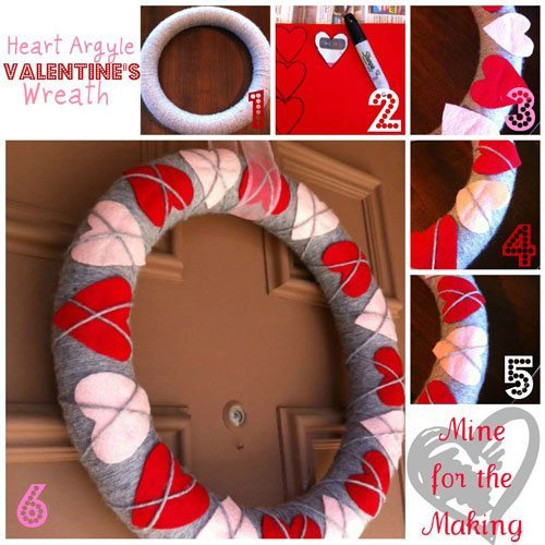fun-diy-valentines-day-decorations-wreath
