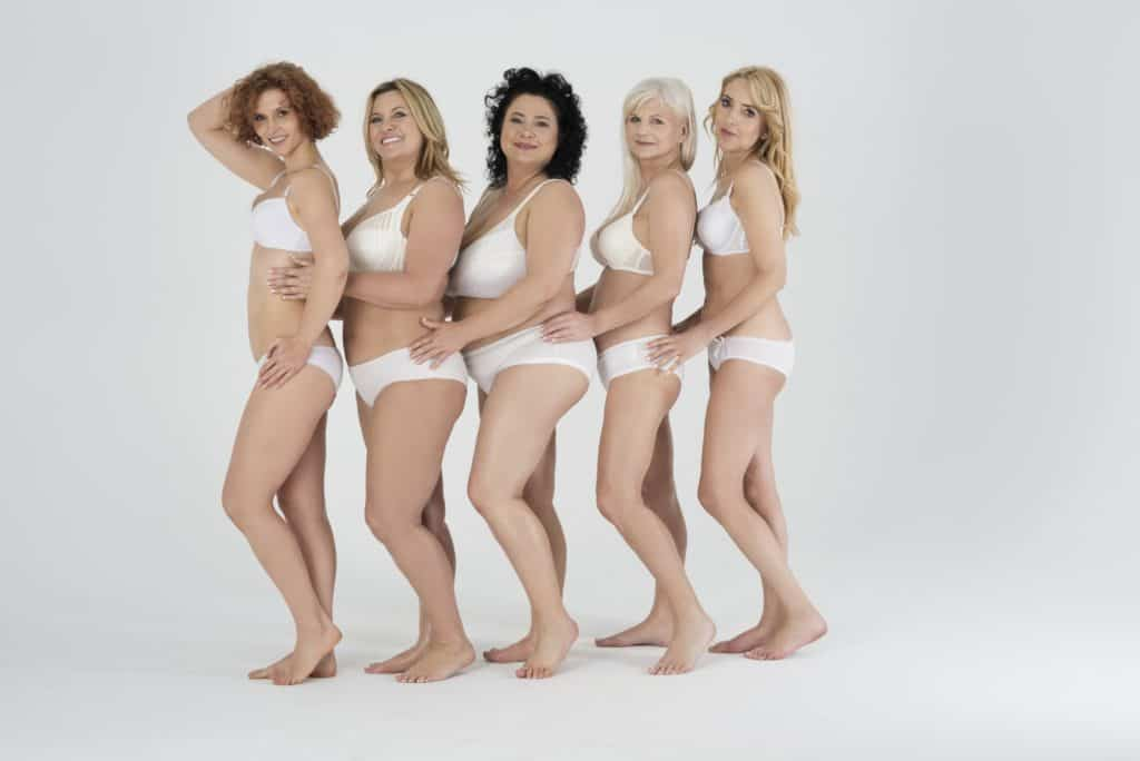 Your body type matters while picking up the best shapewear