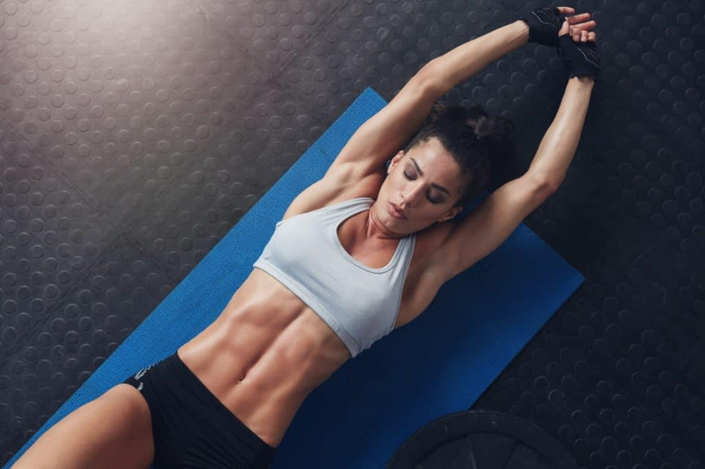 Strengthen your core muscles to avoid risk of Diastasis Recti