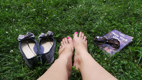 8 ways to pamper yourself spend more time in nature