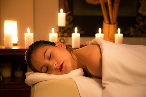 8 ways to pamper yourself one is getting a massage