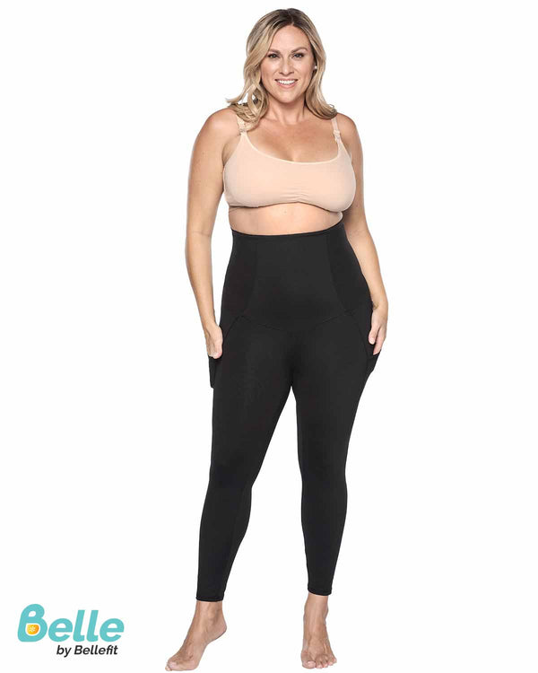 High-Waisted Postpartum Support Legging