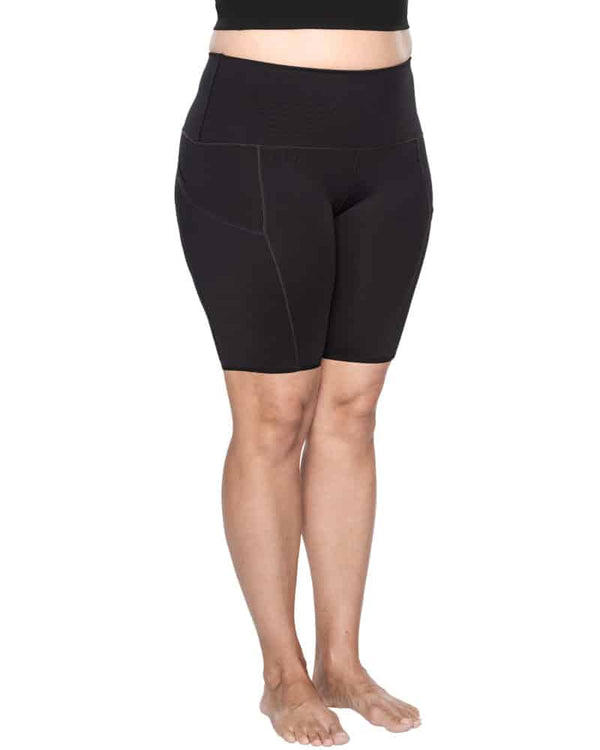 Shaper Bike Shorts with Pockets
