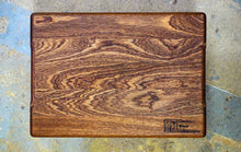"Sapele Cutting Board- 17 1/2"" X 12 3/8"""