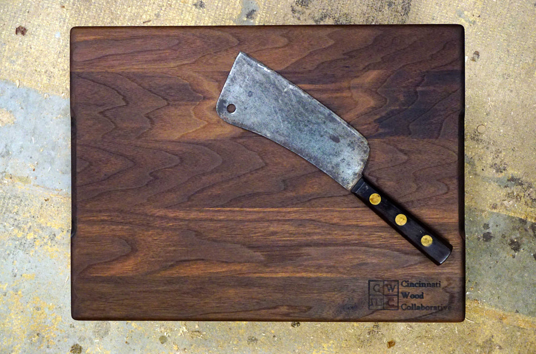 Walnut Cutting Board- 17