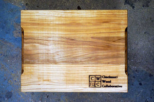 "Maple Cutting Board- 11 1/2"" X 9"""