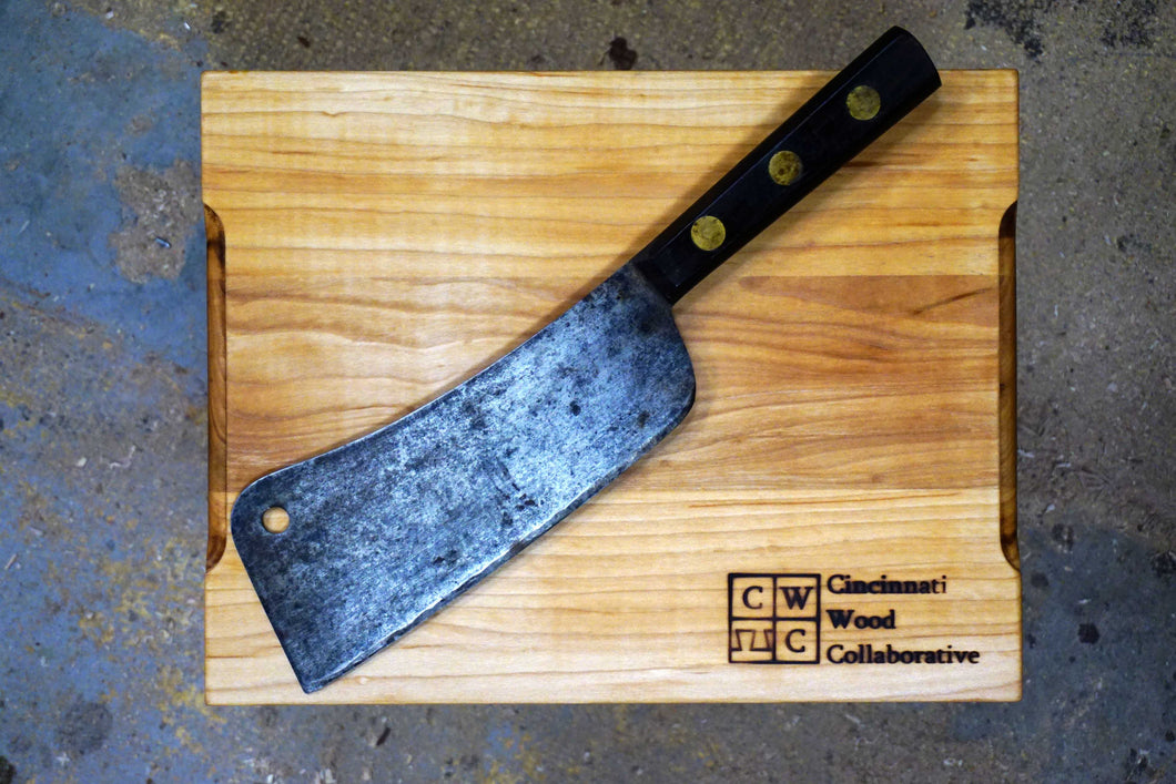 Maple Cutting Board- 11 1/2