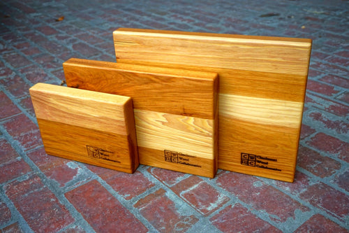 Hickory Cutting Board