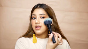 BRUSHWORK 2.5 Dome Powder Brush review by AriFah