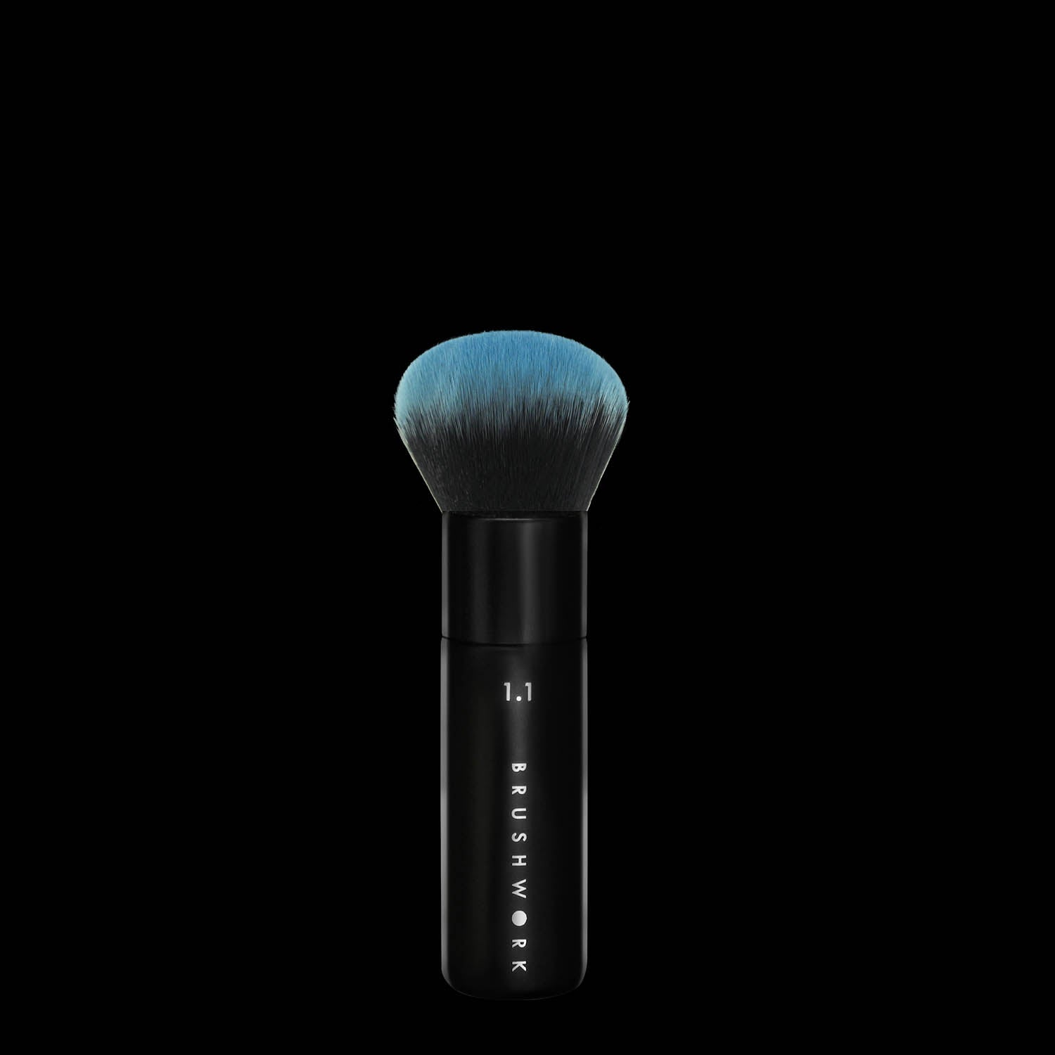 Brushwork Combo 1.1 The Ultimate Liquid Foundation Brush 2.5 Dome Powder Brush 2.2 Blush Brush