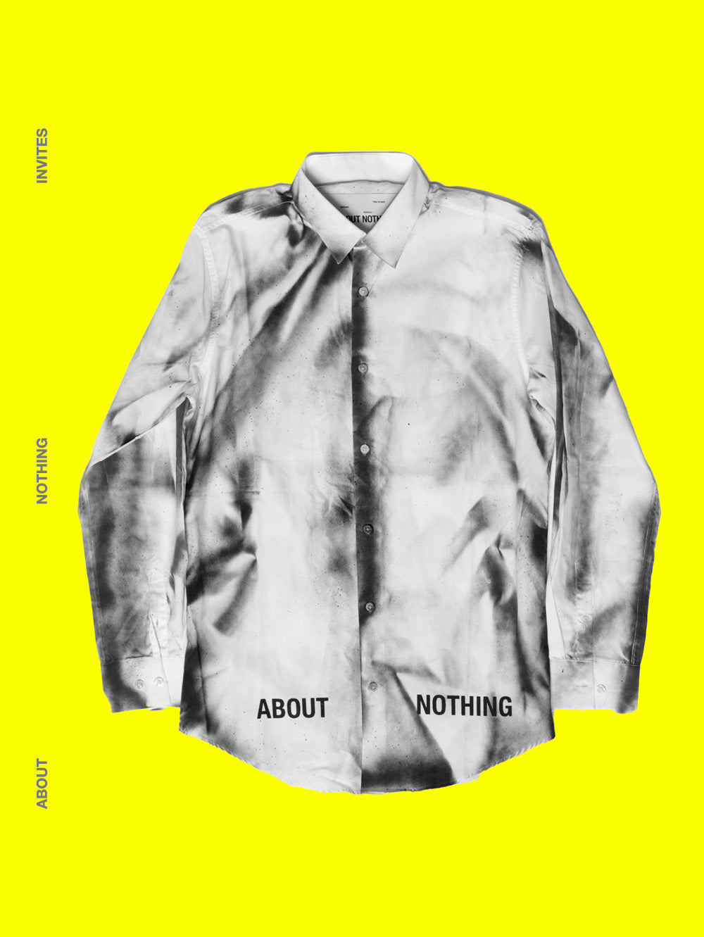 SHIRT // ABOUT NOTHING X WORLDXIT