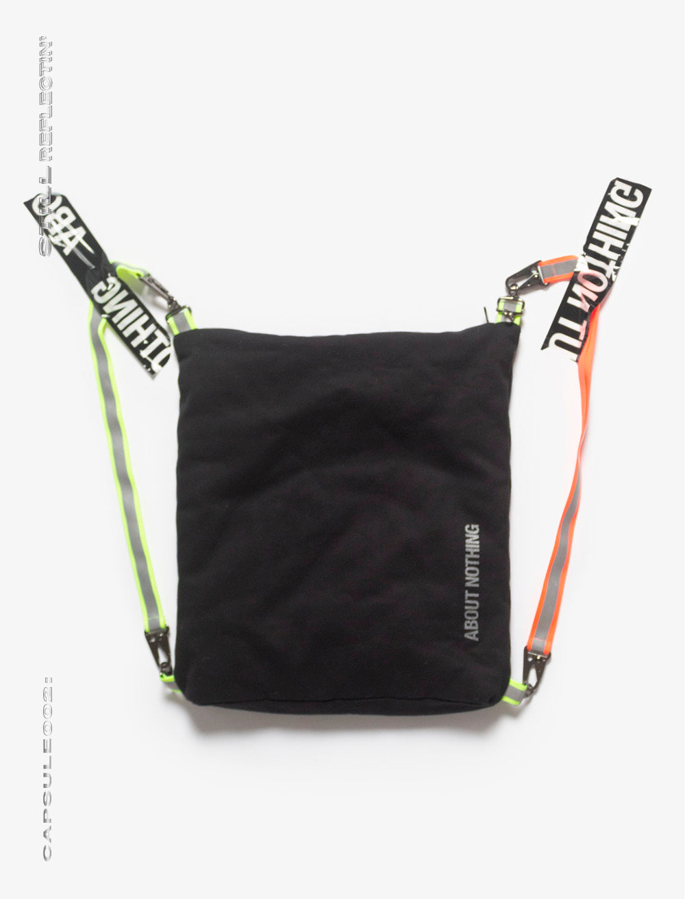 NEON STRAP BACKPACK