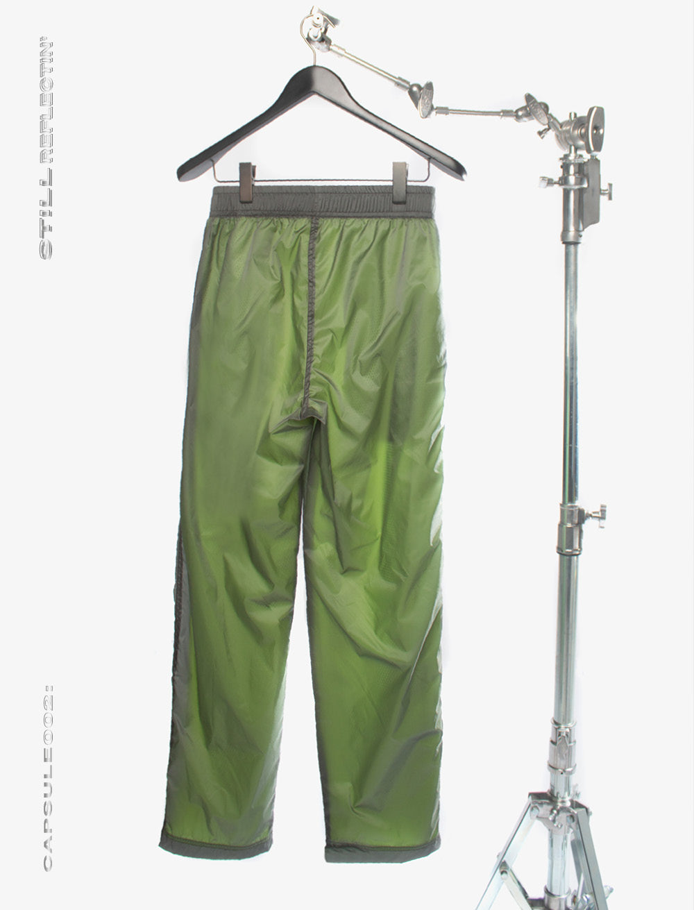 SPORTS TROUSERS // TRANSLUCID NYLON