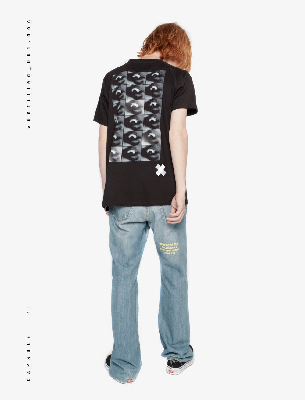 EYES T_SHIRT [BLACK]