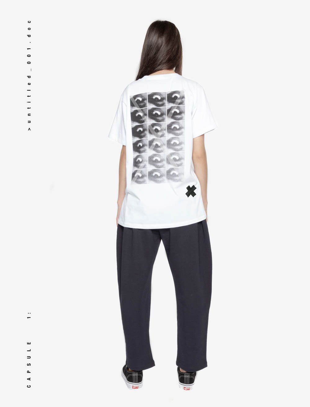 EYES T_SHIRT [WHITE]