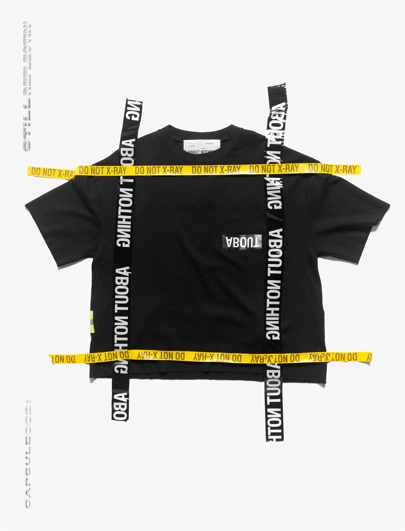 OVERSIZED T_SHIRT //REFLECTIVE STRAP  *SPECIAL EDITION [1/1] part. I
