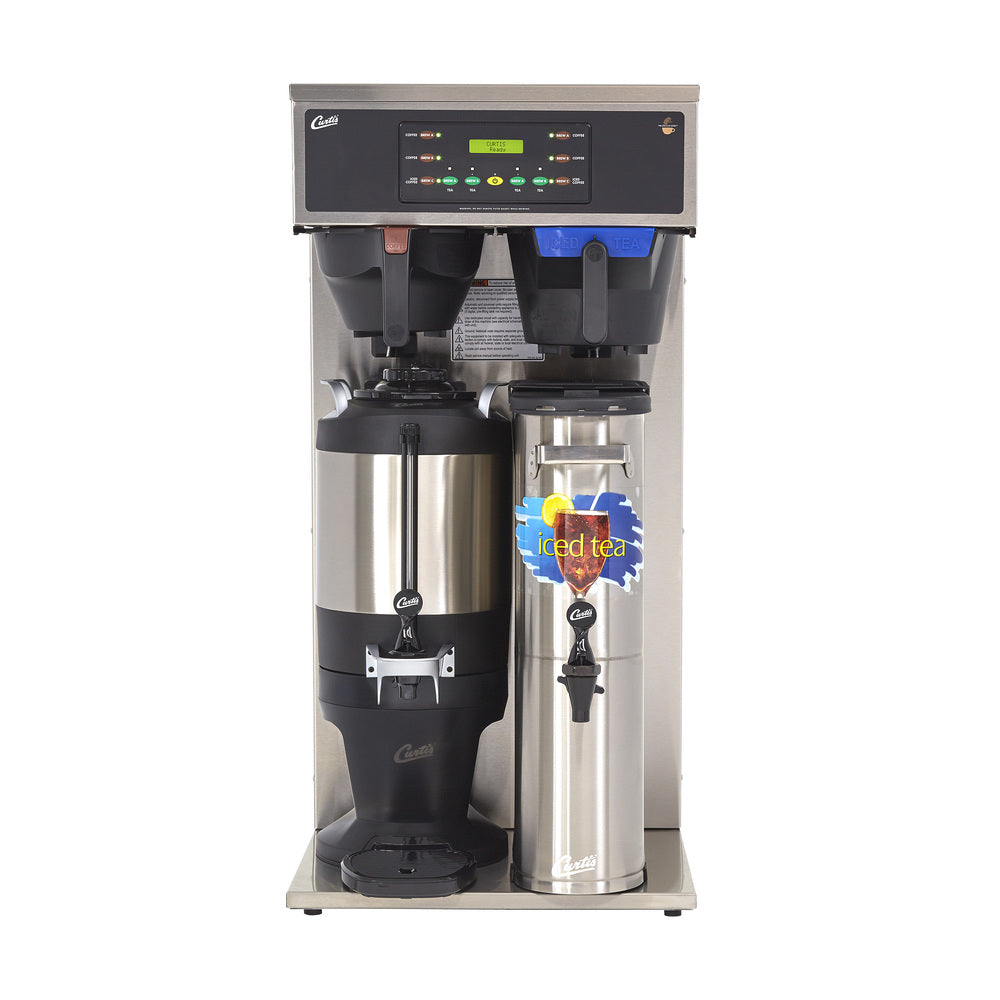 Twin Hi-Volume Combo Brewer