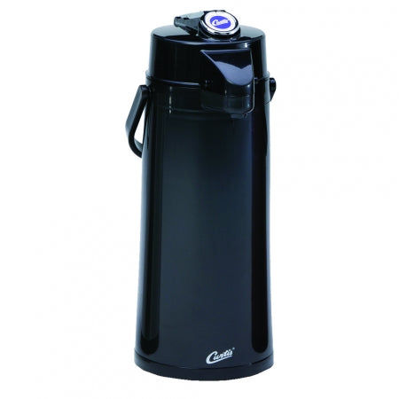 2.2L PLASTIC EXTERIOR/SS LINER AIRPOT WITH LEVER HANDLE