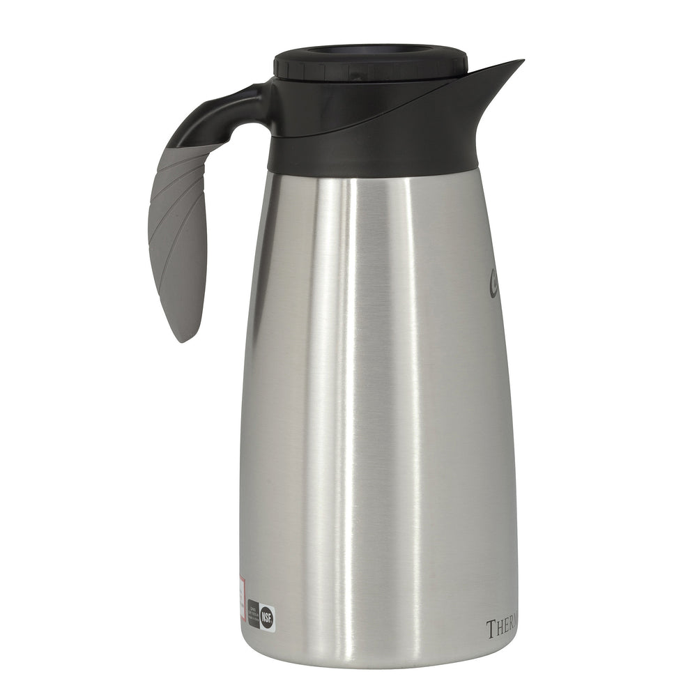 1.9L SS EXTERIOR/LINER POURPOT WITH BREW-THRU LID