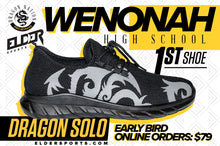 Load image into Gallery viewer, Wenonah Dragon Solo Shoe