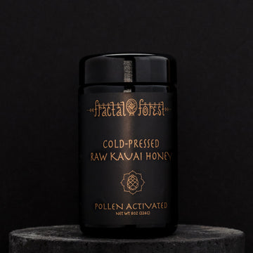 Raw Kauai Honey