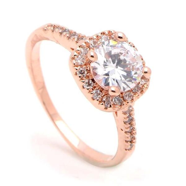 Promise Ring (ROSE GOLD)