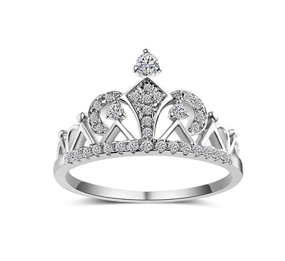 Queen Ring (Silver)