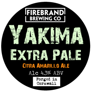 NEW BEER!! Yakima Valley Extra Pale Ale 4.3%