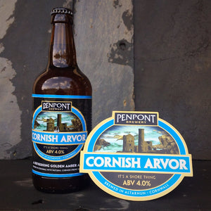 Cornish Arvor 500ml Bottle