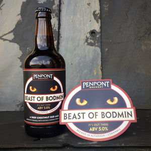 Beast of Bodmin 500ml Bottle