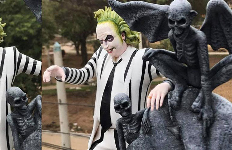 Beetlejuice 3D Printed Model Stl