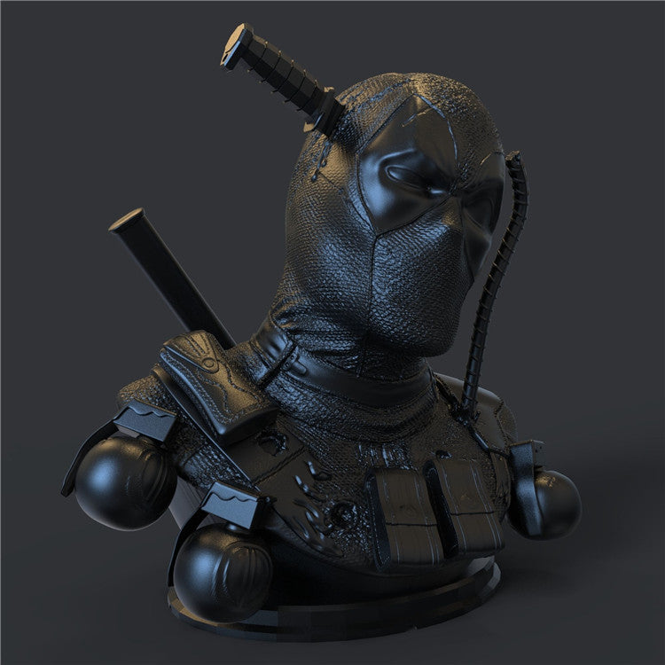 DeadPool 3D Printed Model Stl