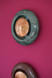 Pebble Sconces