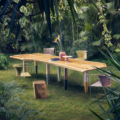 best Wooden furniture, dining table and resin table available for  home living and outdoor furniture